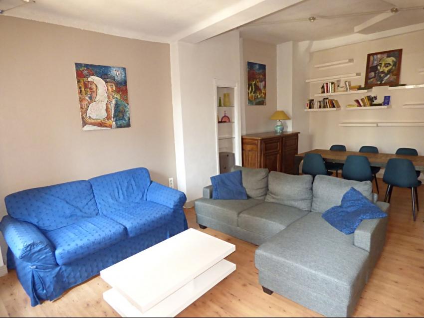 AVIGNON INTRA MUROS: Duplex tout confort de 93 m2 pour 6 personnes